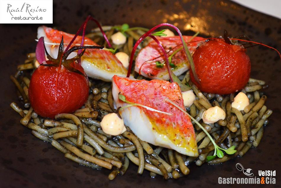 Restaurante ra l resino jornadas de la alcachofa vs el - Cocina y cia ...