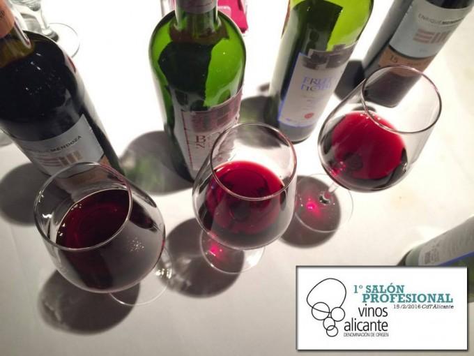 Salón Profesional Vinos de Alicante
