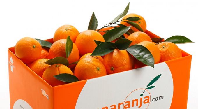 Sorteo de una caja de naranjas