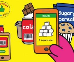 Contenido de azúcar en los alimentos