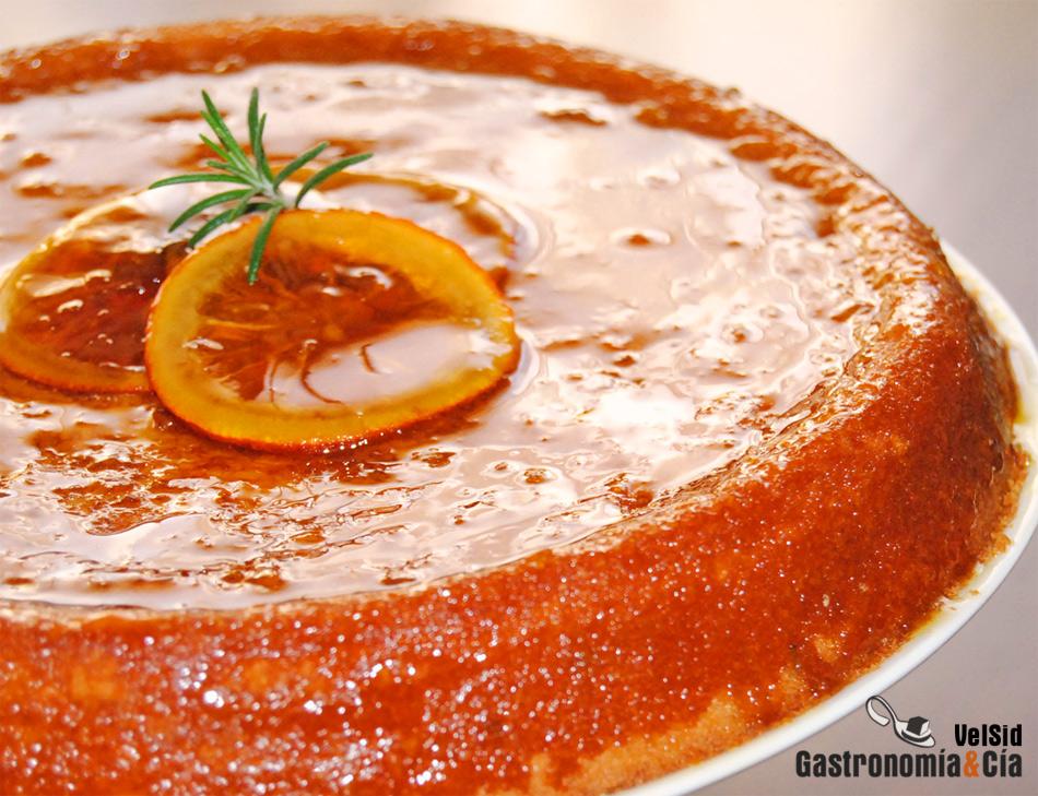 doce recetas de postres con naranja gastronom a c a
