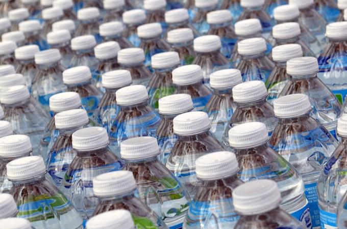 Negocio del agua embotellada