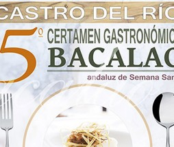 Certamen Gastronómico Andaluz 'Bacalao de Semana Santa' 2016