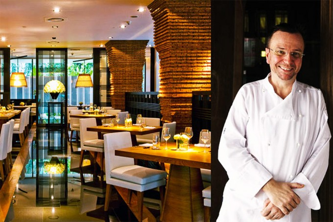 David Thompson, Nahm Bangkok