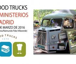 Food trucks Madrid