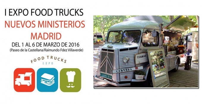 Food trucks Madrid