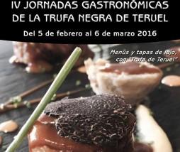 Jornadas Gastronómicas de la Trufa Negra de Teruel