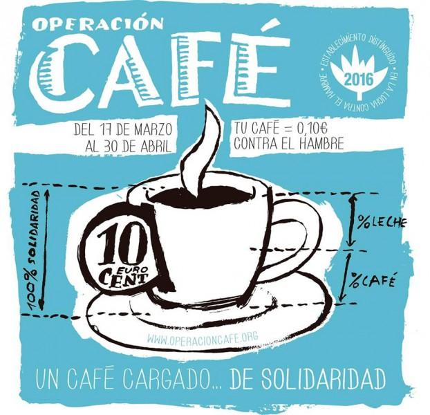 Un café cargado... de solidaridad