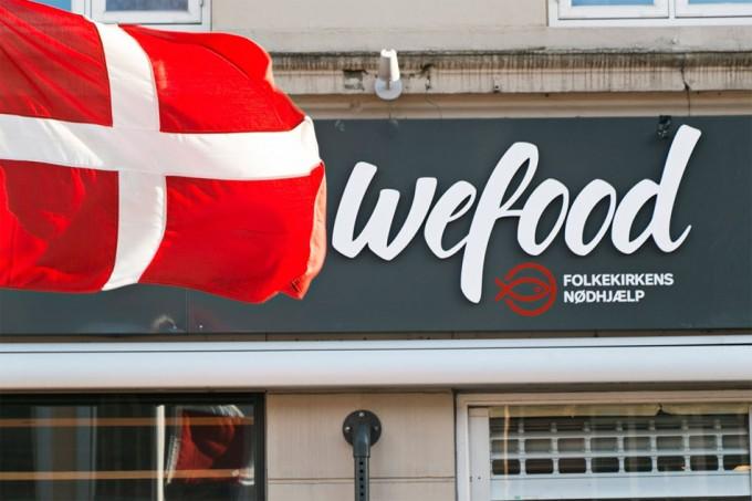 Wefood en Dinamarca