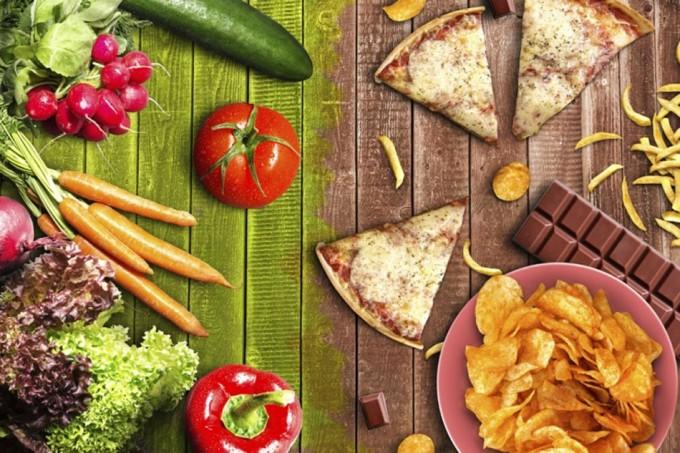 Compartir fotografías de alimentos en las redes sociales