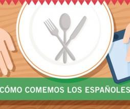 Cómo comemos los españoles