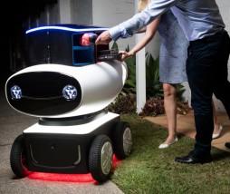 Robots en las cadenas de comida rápida