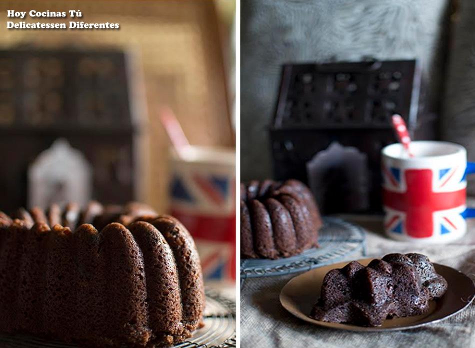 Chocolate Buntd Cake