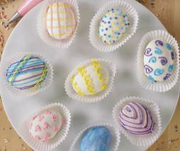 Cómo hacer huevos de Pascua