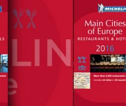 Michelin Ciudades de Europa