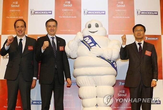 Nueva Guía Michelin en Seúl