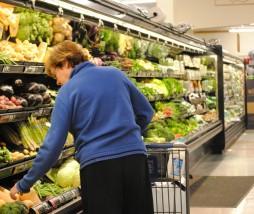 Los productos frescos son los que mejor posición tienen en la cesta de la compra