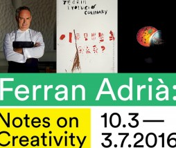 Notas sobre la creatividad de Ferrán Adrià