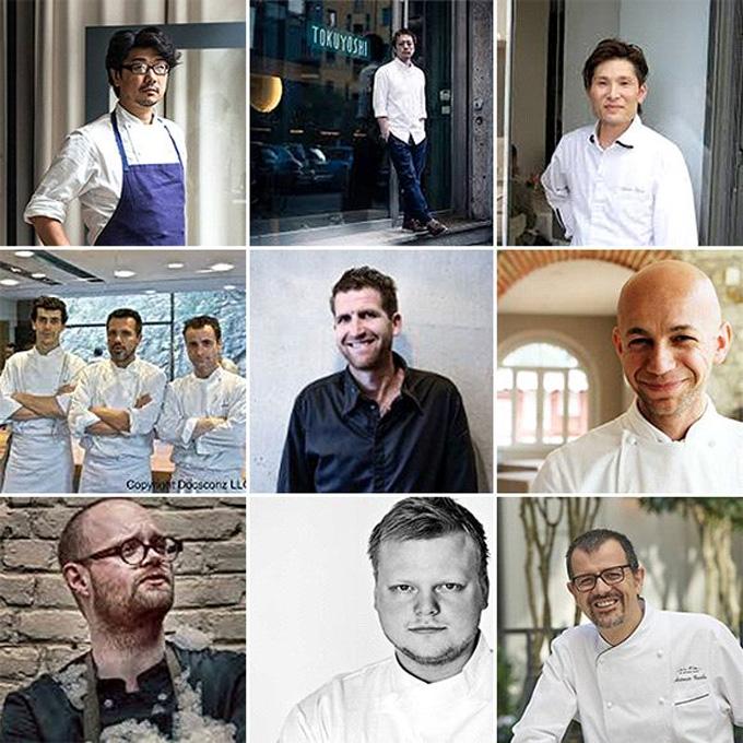 Mejor Nuevo Restaurante Europeo 2016. OAD