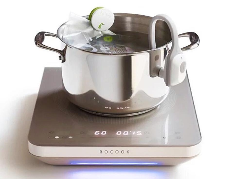 Rocook la herramienta para llevar la cocci n a baja for Herramientas de cocina industrial