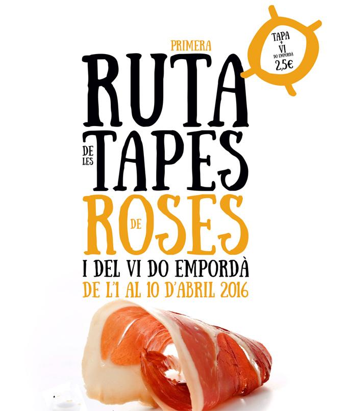 Ruta de las tapas de rosas y del vino d o empord 2016 Ruta de la navidad 2016