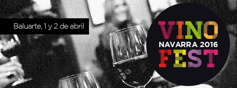 Vinofest Navarra 2016