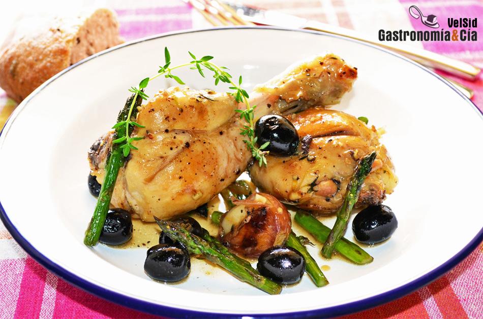 Doce nuevas recetas con muslos de pollo (sin horno)