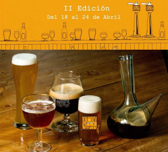Feria cerveza artesana