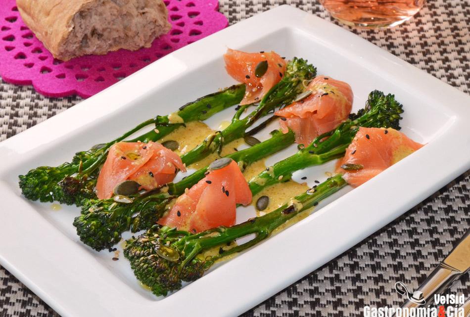 Comidas con salmon