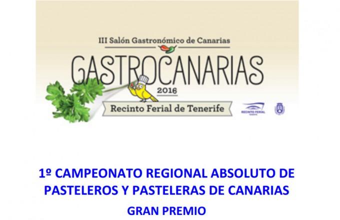 Campeonato de Pasteleros de Canarias