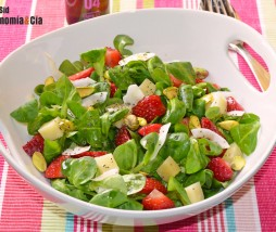 Receta de ensalada
