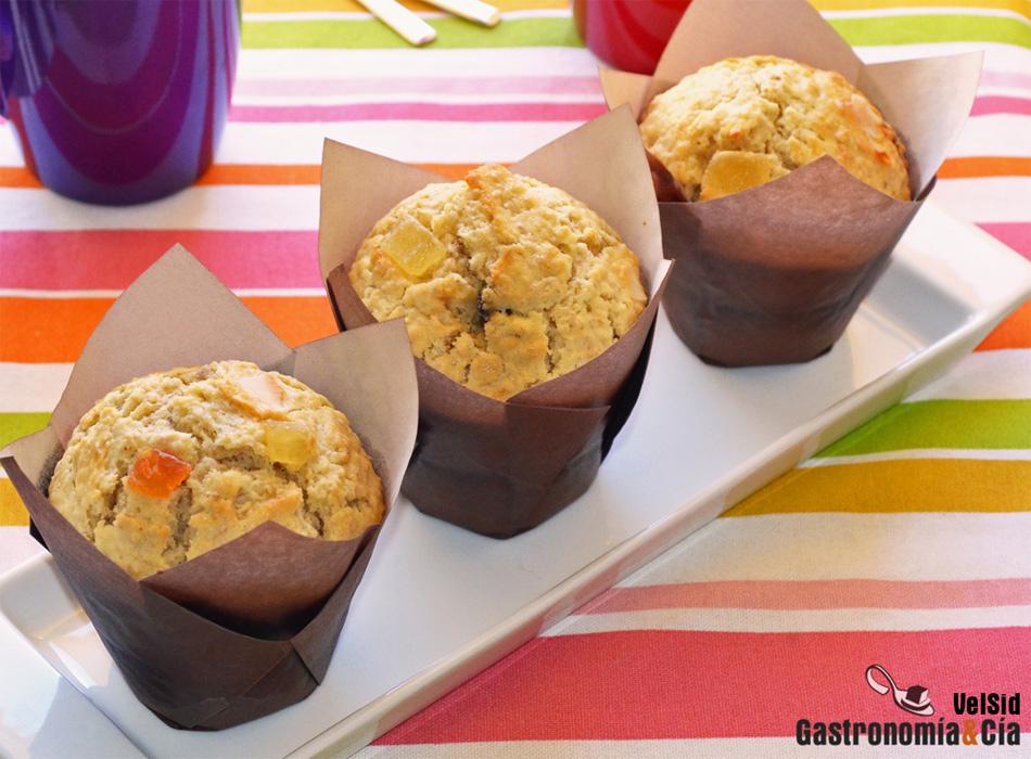 Cómo hacer tulipas de papel para muffins y magdalenas caseras