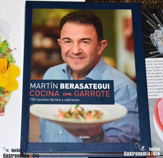 Cocina Martin Berasategui | Cocina Con Garrote El Ultimo Libro De Martin Berasategui