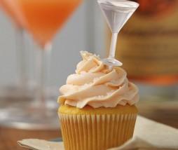 Cupcake cóctel