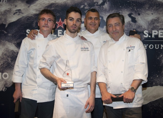 S. Pellegrino Young Chef 2016