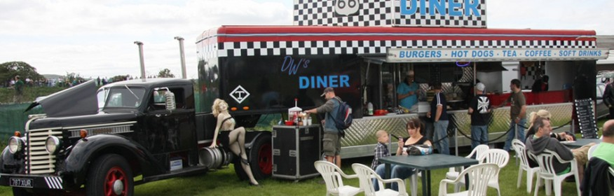 Food trucks y comida rápida