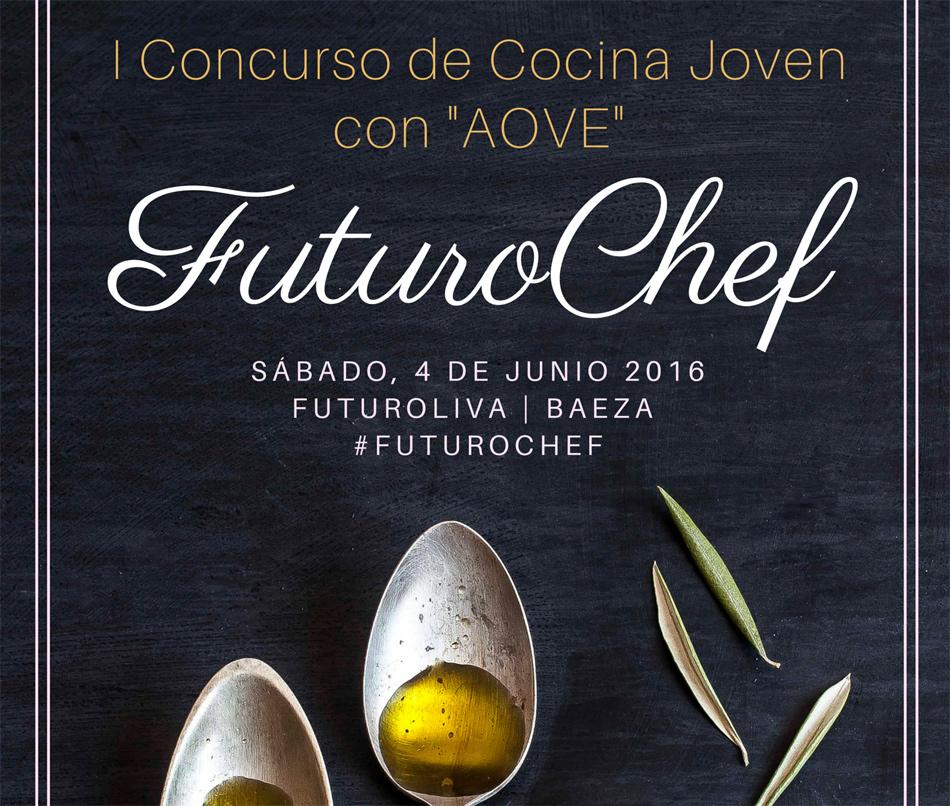 I concurso de cocina joven con 39 aove 39 futurochef - Concurso de cocina ...