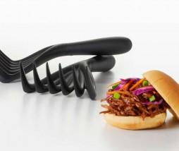 Tenedores para desmechar carne