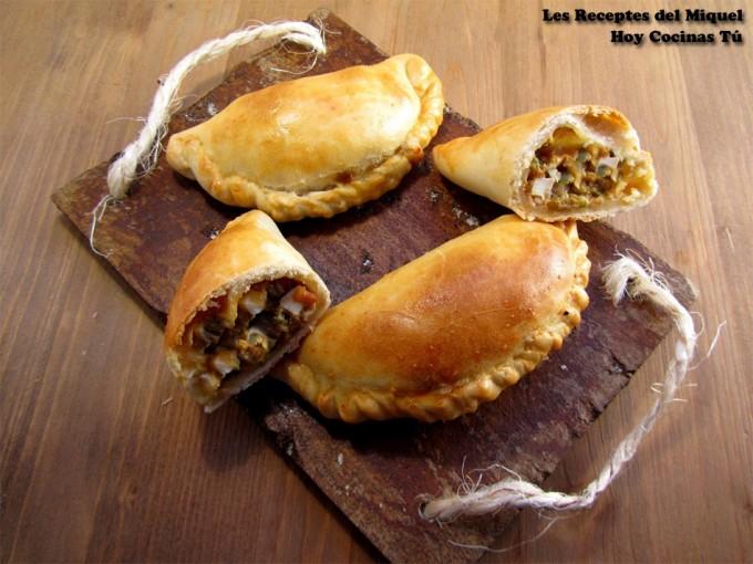 Hoy Cocinas Tú: Empanadillas Criollas