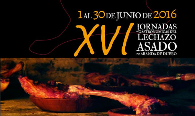 Lechazo asado de Castilla y León