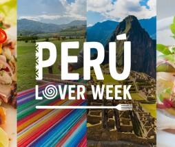 Semana de los restaurantes peruanos