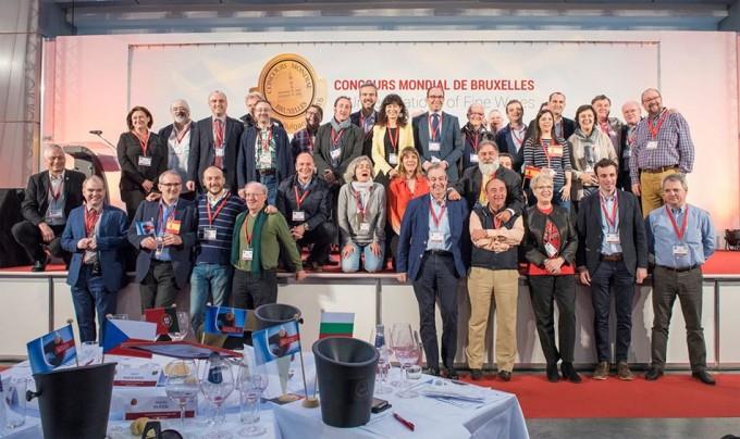 Concurso Mundial de Bruselas 2017