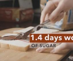 Reducir el consumo de azúcar