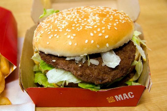McDonald's es la cadena de comida rápida peor valorada en Estados Unidos