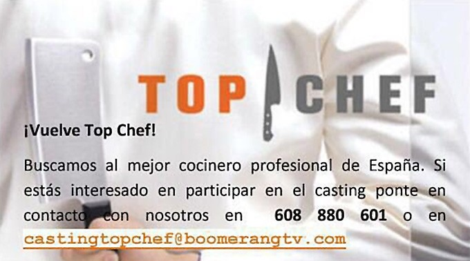 Top Chef España 2016