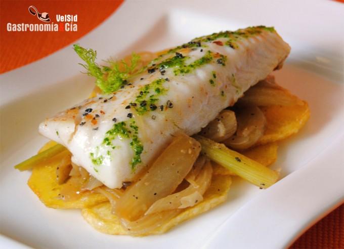 Consumo de pescado y marisco