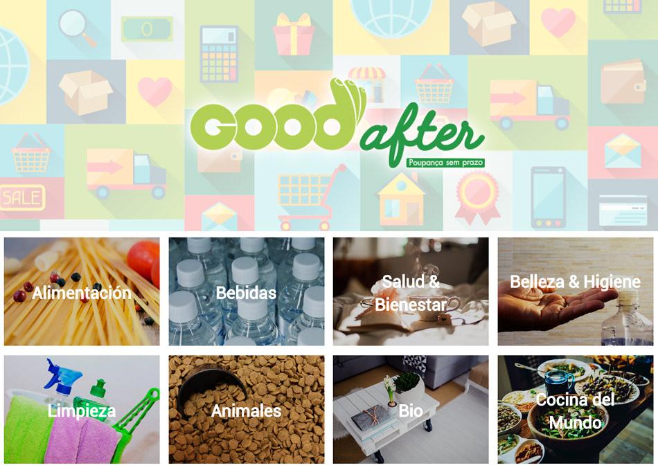 Supermercado goodafter venta online de productos pr ximos for Productos cocina online