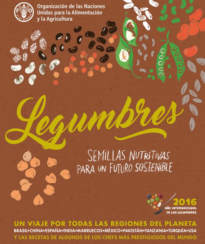 Legumbres: Semillas nutritivas para un futuro sostenible. Libro