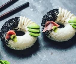 Rosquilla de sushi
