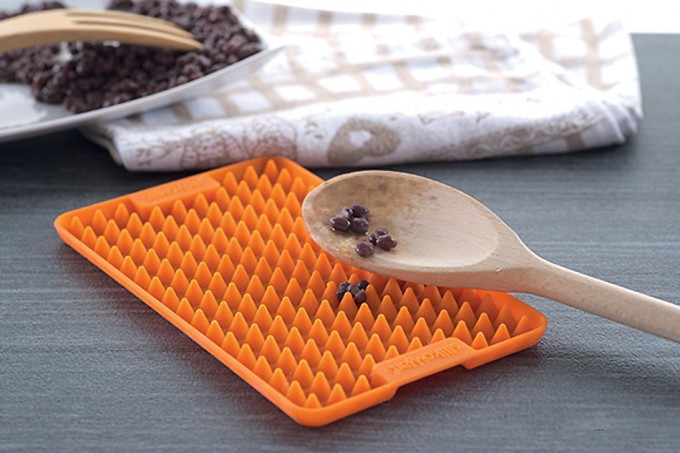 Kitchen Pad, un tapete multifuncional para la cocina